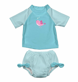 Iplay rashguard with swim diaper (more colors)