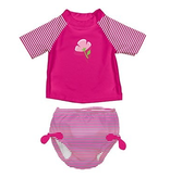 Iplay rashguard with swim diaper (more colors)