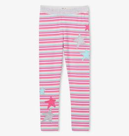Hatley hatley striped leggings