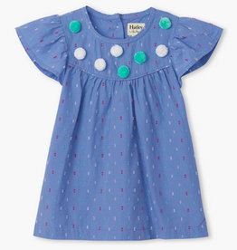 Hatley hatley flutter sleeve dress