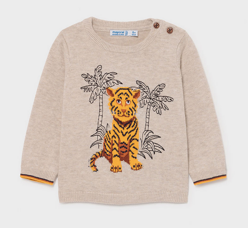 Mayoral mayoral graphic sweater