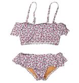 Tooby Doo toobydoo ruffle bikini