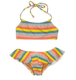 Tooby Doo toobydoo bandeau bikini
