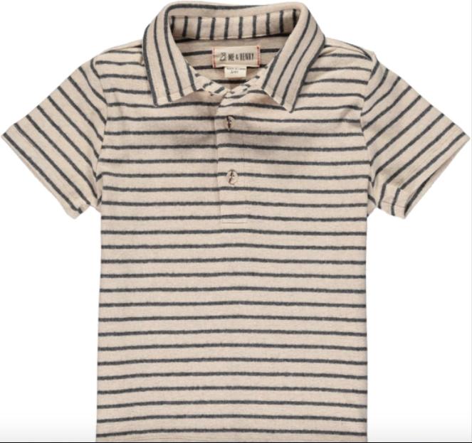 me & henry me & henry polo shirt