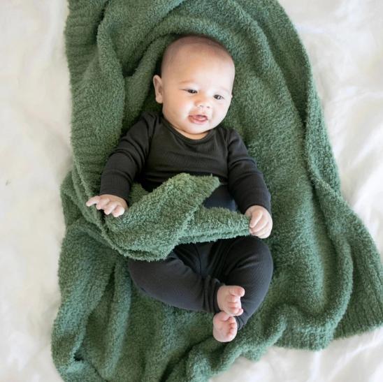 saranoni saranoni bamboni receiving blanket