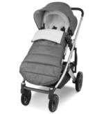 Uppababy UPPAbaby cozy ganoosh, stroller size