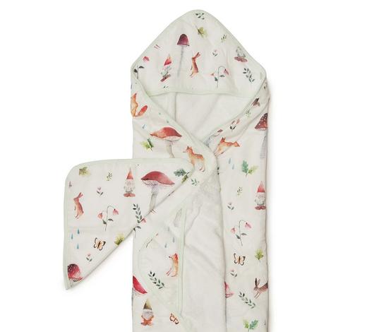 loulou lollipop loulou lollipop hooded towel