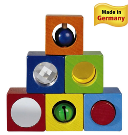 Haba haba discovery blocks 12m+ (made in germany)