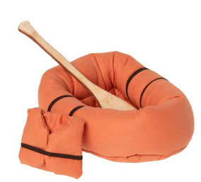 Maileg maileg rubber boat, mouse