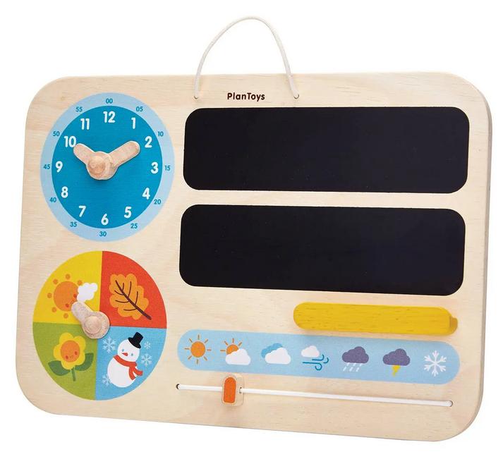 plan toys (faire) plantoys my first calendar 3+