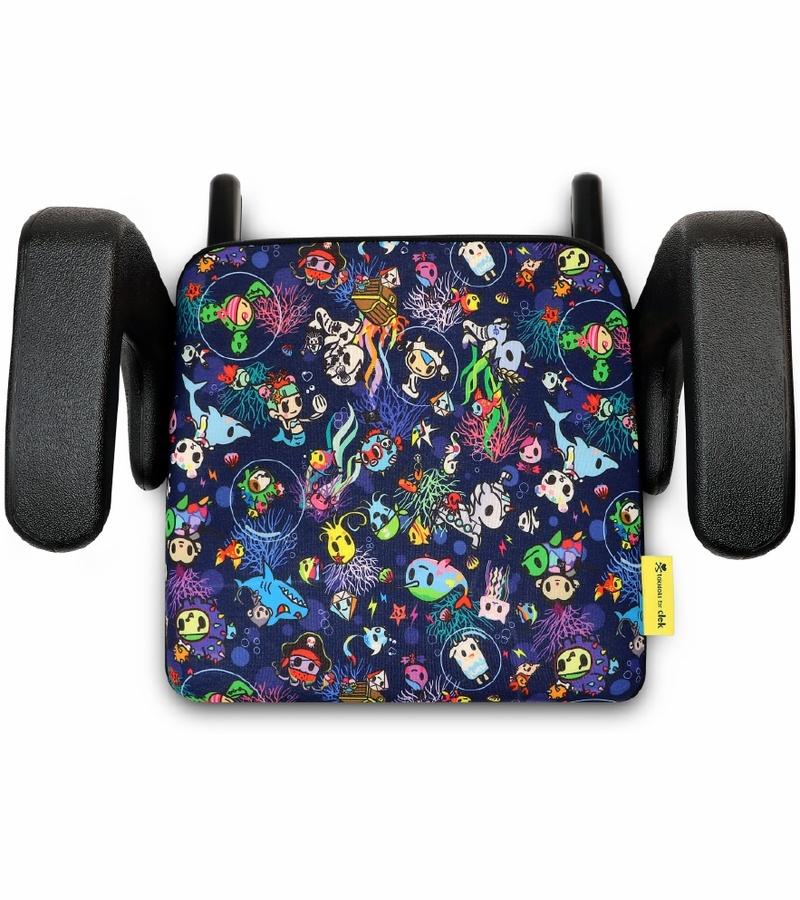 Clek clek olli backless booster seat