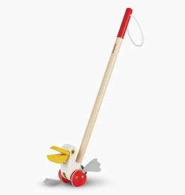 plan toys (faire) plantoys push-along pelican 12m+