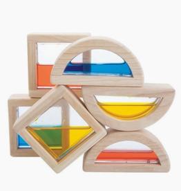 plan toys (faire) plantoys water blocks 3+
