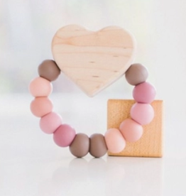 bannor toys (f) wooden teether