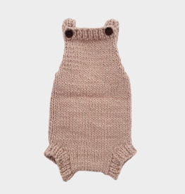 the blueberry hill knit romper