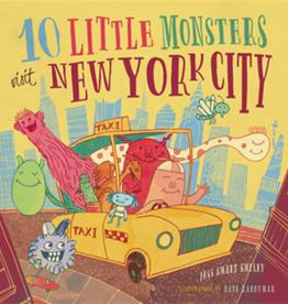 familius 10 little monsters in new york city