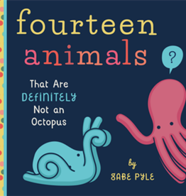 familius 14 animals that are definitely not an octopus