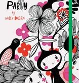 hachette garden party sketch book (helen dardik)