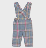 Mayoral mayoral ruffle overalls