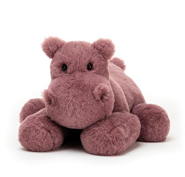Jellycat jellycat huggady hippo