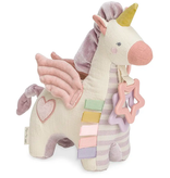 Itzy ritzy itzy ritzy pegasus activity plush with teether