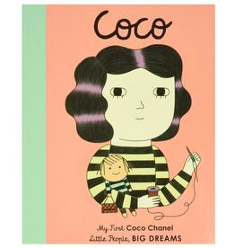 hachette little people, big dreams - coco chanel