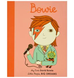 hachette little people, big dreams - david bowie