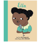 hachette little people, big dreams - ella fitzgerald