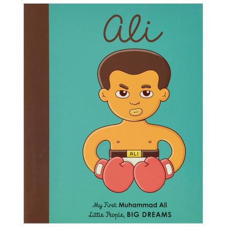 hachette little people, big dreams - muhammad ali