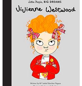 hachette little people, big dreams - vivienne westwood