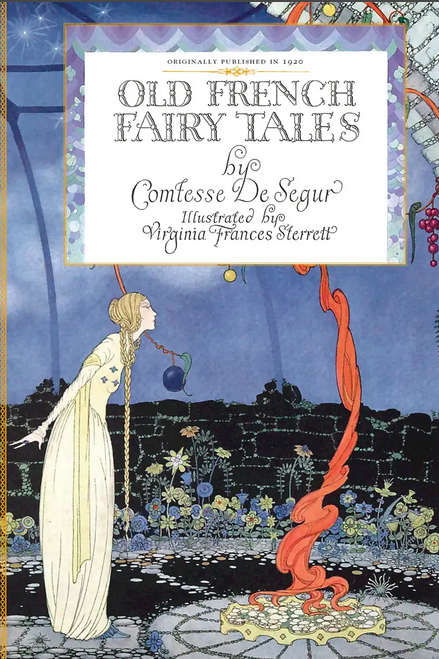 applewood books (faire) old french fairy tales