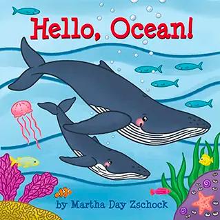 applewood books (faire) hello, ocean!