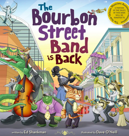 applewood books (faire) the bourbon street band is back