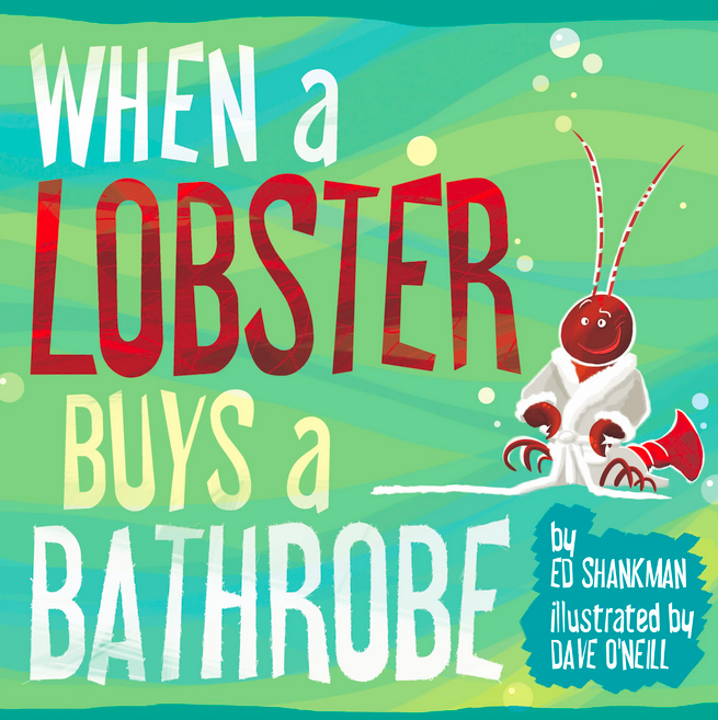 applewood books (faire) when a lobster buys a bathrobe