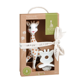 Calisson so'pure sophie the giraffe & chewy