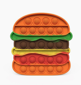 umaid (faire) sensory dimple burger