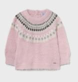 Mayoral mayoral fair isle sweater