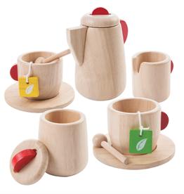 plan toys (faire) plantoys large tea set 3y+