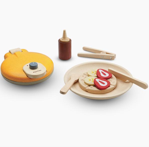 plan toys (faire) plantoys waffle maker 3y+
