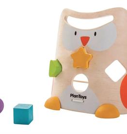 plan toys (faire) plantoys owl sorter