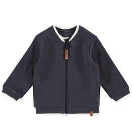Babyface babyface zip-up reversible cardigan