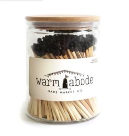 Indigo Fair Warm Abode Wooden Matches
