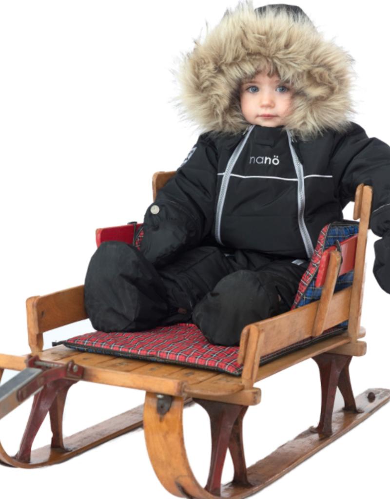 Noruk Insulated One-Piece Snowsuit (T)