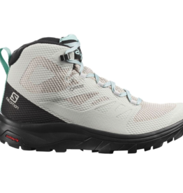 Salomon NA Salomon OUTline Mid GTX Hiking Shoe (W)