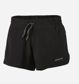 """Patagonia Patagonia Nine Trails Shorts 4"""", (W) Blk, XL"""