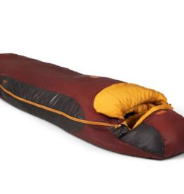 Nemo Nemo Tempo Mens 50 Reg Sleeping Bag, Harvest/Waxed Leather