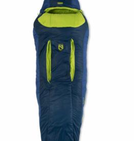 Nemo Nemo Forte Mens 20 Reg Sleeping Bag (Glow/Abyss)