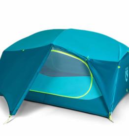 Nemo Nemo Aurora 3P Tent, Nova Green, & Footprint