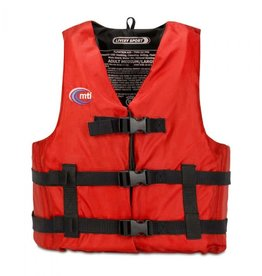 MTI Livery Sport Kayak PFD Life Vest