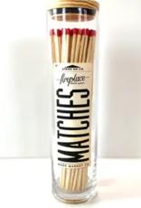 Indigo Fair Vintage Apothecary Fireplace Matches